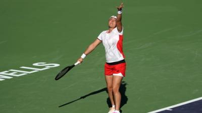 Ce surpriză! Prima jucătoare arabă de tenis care intră în Top 10 WTA!