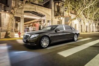Ce surprize le pregateste Mercedes clientilor