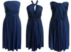 Ce tip de rochie ti se potriveste, in functie de forma corpului (Galerie Foto)