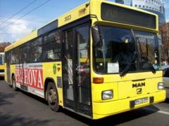 Ce trasee RATP nu vor functiona luni, 15 august