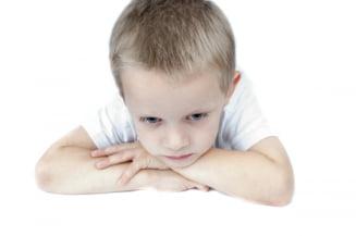 Ce trebuie sa faci cand copilul este trist