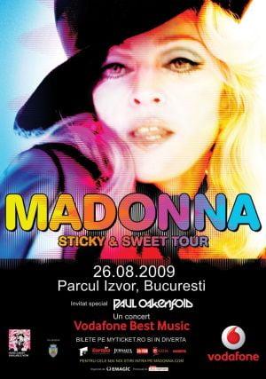 Ce trebuie sa stii daca mergi la concertul sustinut de Madonna
