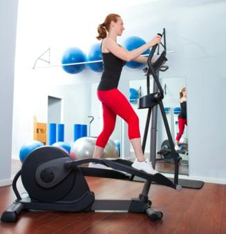 Ce trebuie sa stii despre bicicleta eliptica de fitness