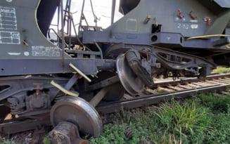 Ce trenuri au fost anulate dupa accidentul cu doua marfare de la Fetesti