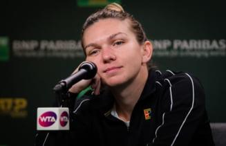 Ce urmeaza pentru Simona Halep dupa eliminarea neasteptata de la Indian Wells
