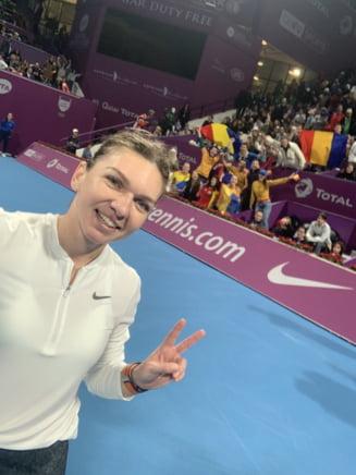 Ce urmeaza pentru Simona Halep dupa finala pierduta la Elise Mertens in ultimul act de la Doha