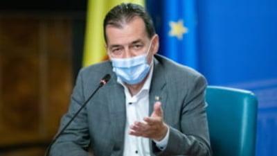 Ce vor pati parlamentarii care nu poarta masca in plenul parlamentului. Orban: Vom pune la dispozitia politistilor orice ii ajuta sa aplice legea