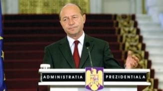 Ce vrea Basescu de la noul Guvern si de la vechii politicieni
