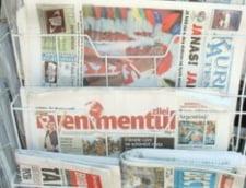 Ce ziare mai citesc romanii