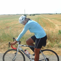 """Cea mai buna ciclista de anduranta a Romaniei a murit intr-un accident pe un drum din Muntii Banatului: """"Nu concepea viata fara mers pe bicicleta"""""""