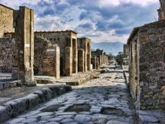 Cea mai buna dovada ca in Pompei se practica reciclarea. Modelul de aici e folosit si in prezent in unele tari