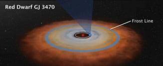 Cea mai ciudata exoplaneta: Atmosfera ei ridica multe semne de intrebare