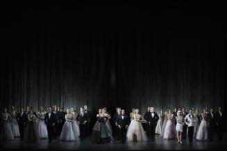 Cea mai frumoasa poveste de iubire, Romeo si Julieta, spectacol de balet de ziua indragostitilor, pe scena Operei Nationale Bucuresti
