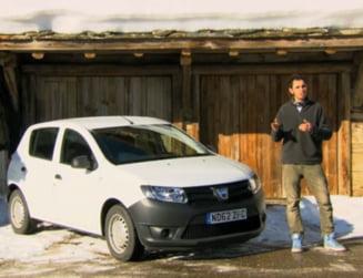 Cea mai ieftina masina din Europa, testata de Fifth Gear: Daca vreti un chilipir, cumparati Sandero (Video)