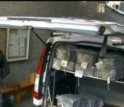 Cea mai mare captura de cocaina facuta vreodata in Romania. UPDATE 2,5 tone in valoare de 625 mil. euro (Video)