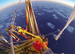 Cea mai mare distanta parcursa intr-un balon - N-ai fi crezut ca e posibil