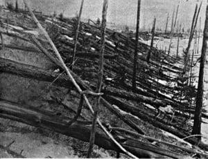 Cea mai mare explozie din istorie: Misterul de la Tunguska a fost descifrat