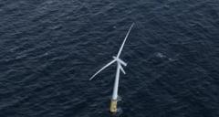 Cea mai mare ferma de eoliene plutitoare din lume se construieste in Europa (Video)