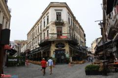 Cea mai mare parte a centrului vechi din Bucuresti devine pietonala din acest weekend (Harti)
