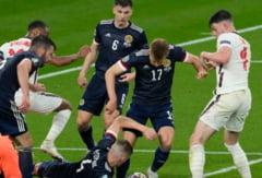 """Cea mai mare surpriza de la Euro 2020. Ce s-a intamplat in """"razboiul"""" britanic dintre Anglia si Scotia"""