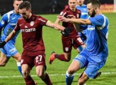 Cea mai mare surpriza din Cupa Romaniei: campioana CFR Cluj, eliminata in 16-imile de finala