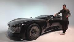 """Cea mai nouă mașină concepută de Audi: """"Acesta este ceea ce numim lux progresiv"""" VIDEO"""
