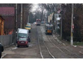 Cea mai peticita linie de tramvai din Iasi intra in faza modernizarilor