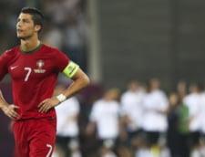 Cea mai proasta veste primita de nationala Portugaliei, in legatura cu Ronaldo