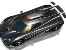 Cea mai rapida masina din lume, construita de suedezi