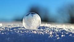 Cea mai scazuta temperatura din aceasta iarna a fost inregistrata azi dimineata: Minus 21,6 grade Celsius