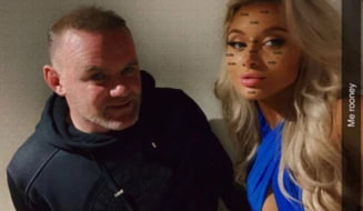 Cea mai scumpă noapte în oraș! Trei fete l-au stors de bani pe Wayne Rooney