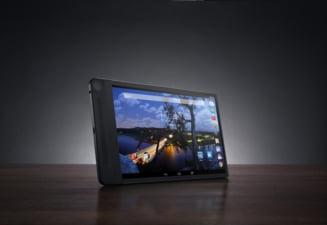 Cea mai subtire tableta din lume, lansata de Dell