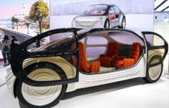 Cea mai tare masina a viitorului apare in 2023: Electrica, autonoma si o poti transforma in living, dormitor si sala de jocuri FOTO VIDEO