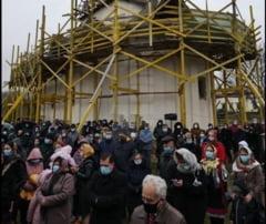 Cea mai veche manastire de maici din Moldova s-a redeschis dupa 200 de ani. Lacasul se afla in jurul primei ctitorii a lui Stefan cel Mare