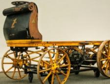 Cea mai veche masina electrica, scoasa la iveala dupa 111 ani