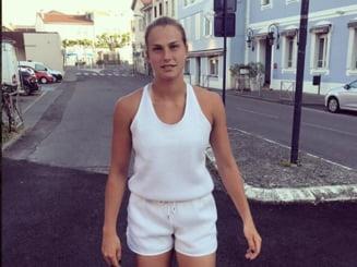 Cea mai zgomotoasa tenismena din lume: Imi cer scuze ca va deranjez, dar n-am sa ma opresc niciodata (Video)