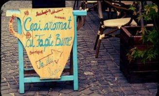Ceai cu aroma de fapte bune la Merci, primul concept store caritabil din Romania Interviu