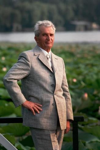 Ceausescu, descris de un jurnalist american - fotografie rara cu dictatorul