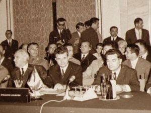 Ceausescu nu era de accord cu ideea unei Europe unite