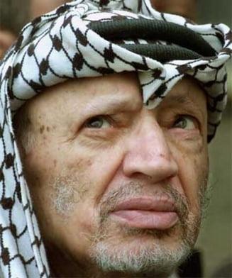 Ceausescu si Pacepa, mentorii lui Yasser Arafat