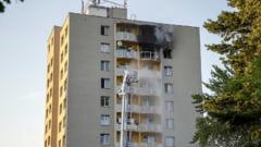 Cehia: 11 persoane au murit intr-un incendiu la un bloc din orasul Bohumin. Cinci dintre acestea s-au aruncat de la etajul 12