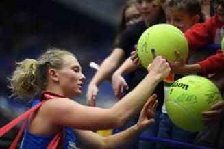 Cehia se pregateste sa faca o schimbare de ultima ora in echipa pentru ultima zi a duelului cu Romania din FedCup