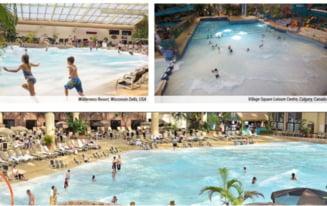 Cei mai bogati banateni vor construi la Timisoara un aquapark care sa concureze cu strandurile din Ungaria