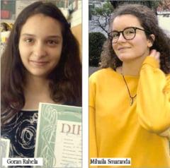 Cei mai buni: 5 elevi calificati la faza nationala a Olimpiadei de Istorie