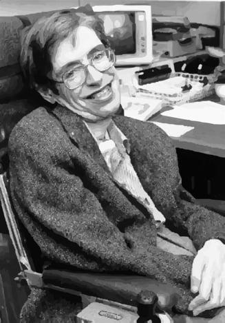 Cei trei mostenitori ai lui Stephen Hawking: Robert, Lucy si Tim