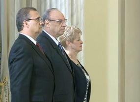 Cei trei noi judecatori CCR au depus juramantul: Ce mesaj le-a transmis Iohannis (Video)