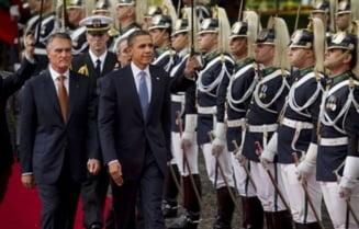 Cel de-al 22-lea summit al NATO a inceput la Lisabona