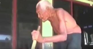 Cel mai batran om din lume si-a sapat mormantul in 1992 si de-atunci asteapta. Are 145 de ani