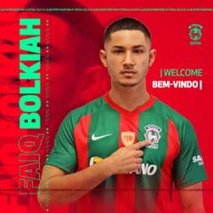 Cel mai bogat fotbalist din lume a semnat cu o echipa mica din Portugalia