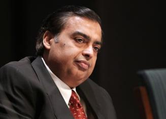 Cel mai bogat om din India a pierdut o avere colosala in patru luni